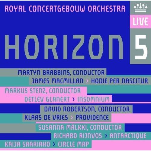 Huelgas Ensemble - Horizon 5 [CD]