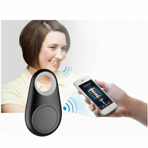 Smart GPS Locator Bluetooth Tracker Alarm Key Finder