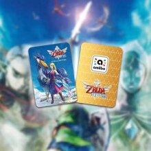 LOFTWING Skyward Sword HD Link Zelda Amiibo NFC Tag Card