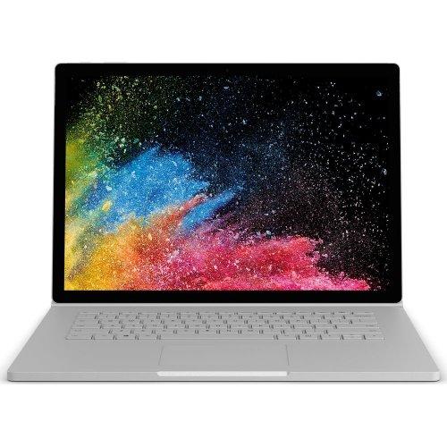 "MICROSOFT Surface Book 2 15"" - 512 GB, Silver, Silver"