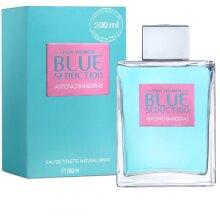 Antonio Banderas Blue Seduction for Women 200ml EDT Spray