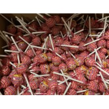 Strawberry and Cream x50 Chupa Chups Lollypops, Ideal Party Bag Filler