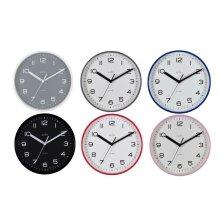 "Acctim Runwell Quartz 20cm 10"" Round Wall Clock"