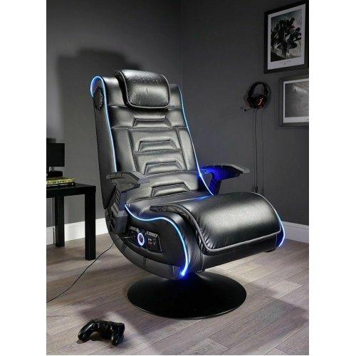 X Rocker New Evo Pro Gaming Chair LED Edge Lighting
