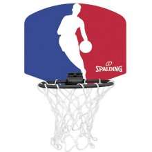 Spalding NBA Micro Mini Miniboard Basketball Ring, Net & Ball Set