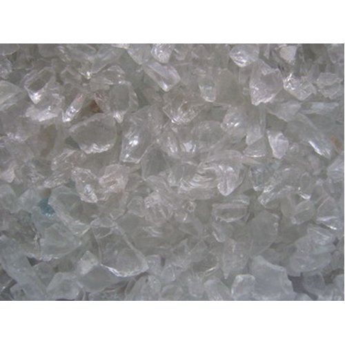 Clear Glass Chippings 5-10mm