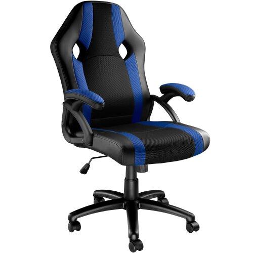 Gaming chair Goodman - black/blue
