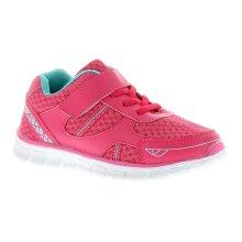 Focus Fancy Girls Kids Trainers Pink UK Size