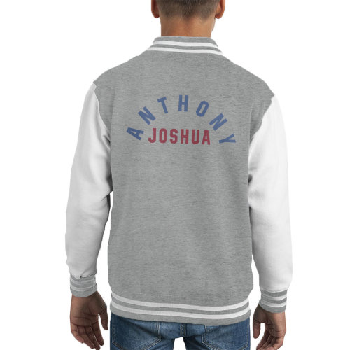 Anthony Joshua Champion Kid's Varsity Jacket
