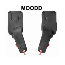 Quinny Moodd adapters FOR MAXI COSI CARSEAT & FOLDING CARRY COT