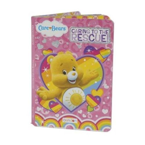 DDI 2322612 Care Bears Caring to the Rescue Board Book, 5 Pages - Case of 48