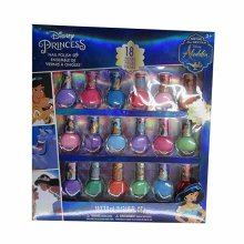 Beauty Accessories - Disney - Aladdin 18pcs Nail Polish New 414312