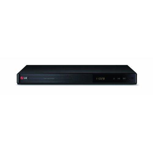 LG DP542H Full HD 1080p DVD Player - Black