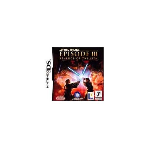 Star Wars Episode Iii Star Wars Episode Iii Revenge Of The Sith Nintendo Ds On Onbuy
