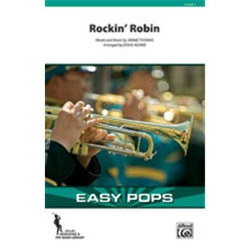 Alfred 00-MB9905 Rockin Robin - Music Book