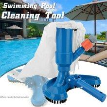 Swimming Pool Vacuum Brush Cleaning Tool Pond Vacuum Cleaner