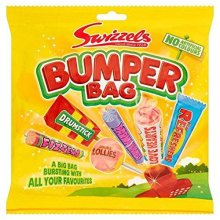 Swizzels Bumper Bag of Sweets from UK 210g