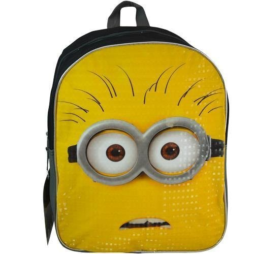 "Backpack - Despicable Me 2 - School Bag 16"" New 303004"