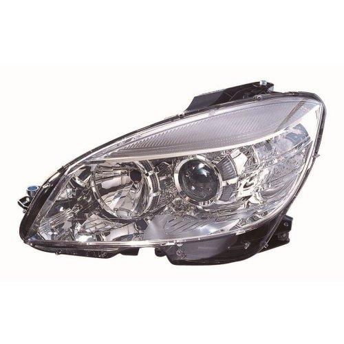 Mercedes Benz C Class (w204) 5/2007-2010 Headlight Headlamp Passenger Side Left