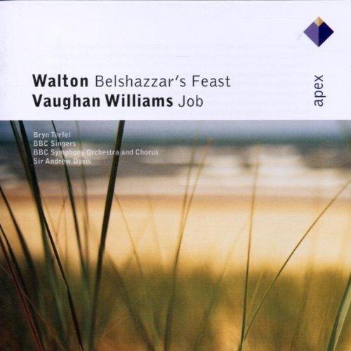 Bryn Terfel Andrew Davis Bbc - Walton : Belshazzars Feast and [CD]