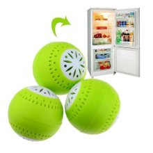 Set of 3 Eco-Friendly Fridge Balls