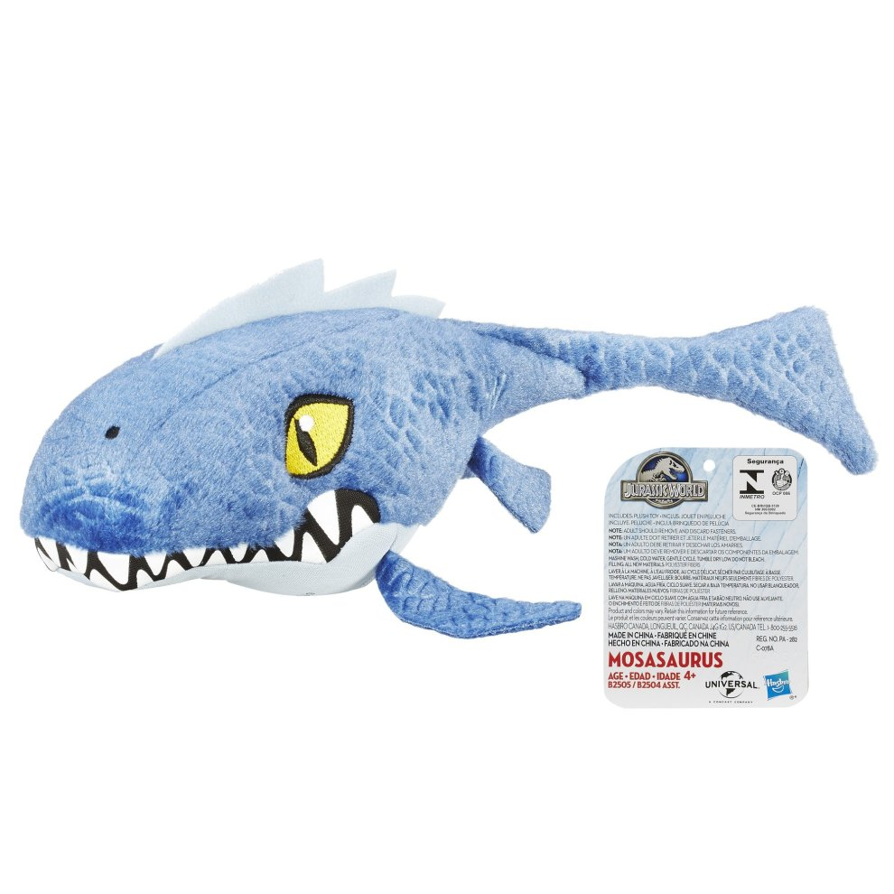 Aurora Monkey Stuffed Animal, Jurassic World Plush Mosasaurus Toy On Onbuy
