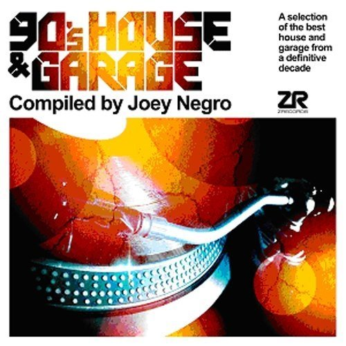 90¿s House and Garage Compiled by Joey Negro [CD]