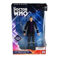 Dr. Who The Twelfth Doctor 5.5 Figure Purple Shirt