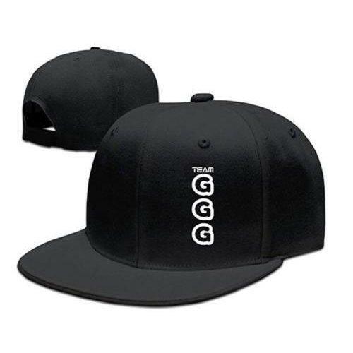 Unisex Baseball Cap Gennady Golovkin GGG Logo Adjustable Hat Cap