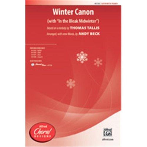 Alfred 00-41729 WINTER CANON-STRX CD