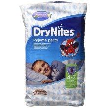 Huggies 4-7 years DryNites Pyjama Pants Spiderman 30 per pack
