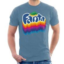 Fanta Rainbow Logo Men's T-Shirt
