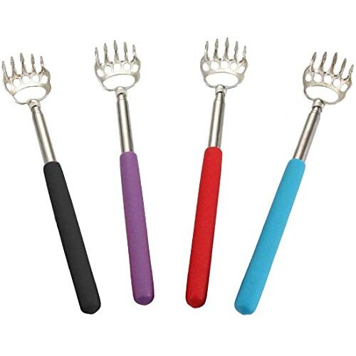 2 Pack - Extendable Back Scratcher With PDQ