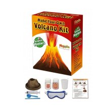Make Your Own Volcano Explosion Kit - Science Learning Experiments For Children