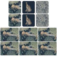 William Morris Wightwick Placemats and Coasters