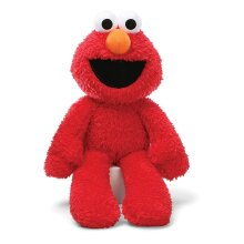 Plush - Sesame Street - Take-Along Buddy Elmo Soft Doll Toys 320428