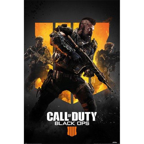 "Poster - Studio B - Call of Duty - Black Ops 4 36x24"" Wall Art P4406"