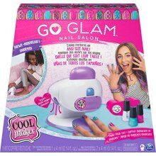Cool Maker 6054791 - GO GLAM Nail Salon for Manicures and Pedicures with 5 Patterns and Nail Dryer