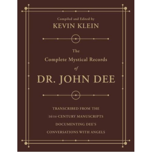 Complete Mystical Records of Dr. John Dee 3-volume set by Klein & Kevin