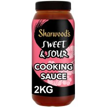 Sharwoods Sweet & Sour Cooking Sauce - 1x2kg