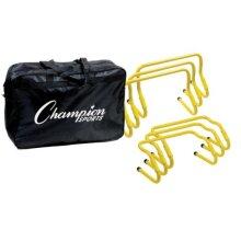 champion Adjustable Hurdle Kit with carrying Bag