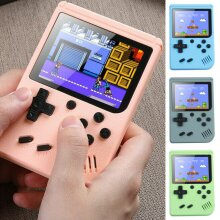 Handheld Video Game Console with 500 Built-In Games