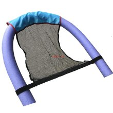 Floating Chair Swimming Stick Board(Purple)