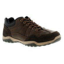 X-Hiking Accent Mens Walking Hiking Shoes Brown UK Size
