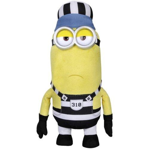 Posh Paws 9082 Despicable Me 3 Jail Minion Tim Soft Toy 41cm