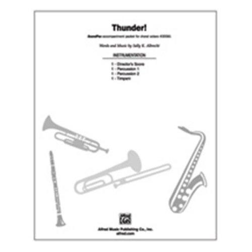 Alfred 00-35583 THUNDER-SPX