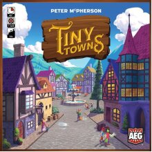 Tiny Towns Board Game