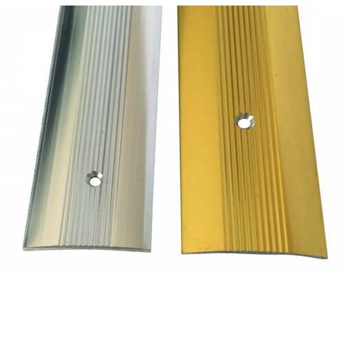 Metal Carpet Cover Strip Door Bar Trim