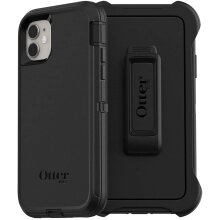Otterbox Defender Series Case Heavy Duty Cover [Screenless Edition] For iPhone 11 - Black