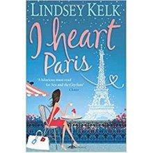 I Heart Paris by Lindsey Kelk - Used